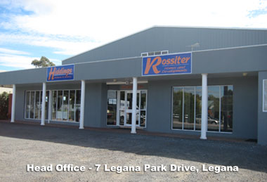 About us rossiter homes and developments for Home ideas centre launceston
