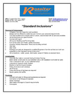 Standard-Inclusions